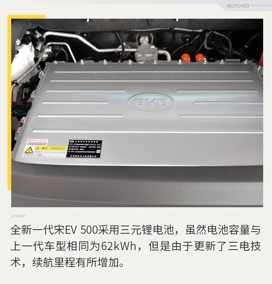 不仅是续航提升 体验比亚迪全新一代宋EV 500