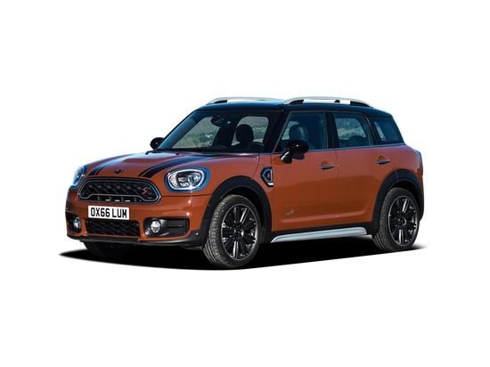 2018款 COOPER 艺术家 MINI COUNTRYMAN