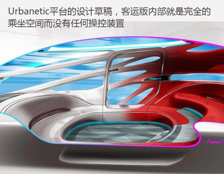 再丑也是未来 奔驰电动平台概念车解读
