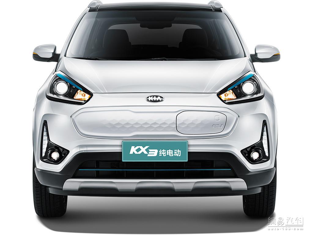 补贴后售14.73万 起亚KX3 EV正式上市