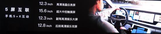 首款量产车发布 ENOVATE中文名为天际