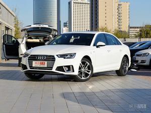 [东营市]奥迪A4L降价促销优惠8.43万 现车充足