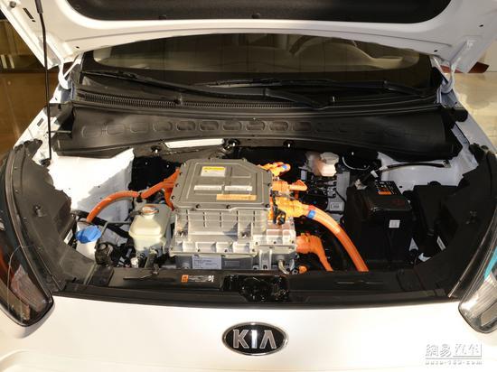 起亚KX3 EV图片 3