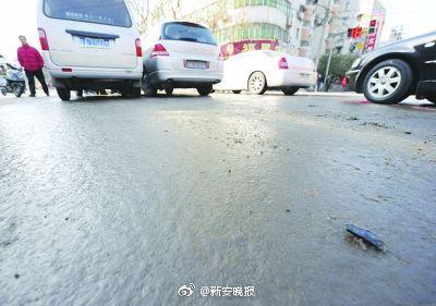 男子因路面结冰摔残 起诉城管局获赔11.4万