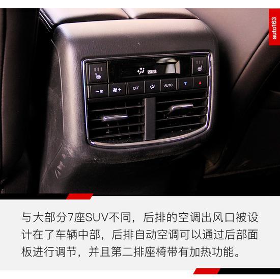 高颜值大尺寸SUV 实拍长安马自达CX-8
