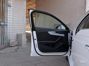 奥迪A4L 2019款 40 TFSI 时尚型(国V)