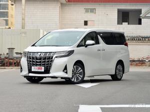 [天津市]丰田埃尔法现车已到店 欢迎进店品鉴!