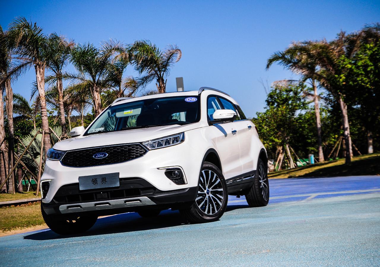 6款车型/1月上市 福特领界预售11.98万起