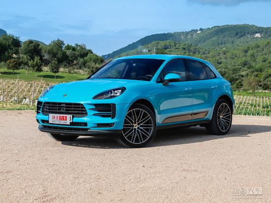 Macan 2016款 Macan Turbo Performance Package