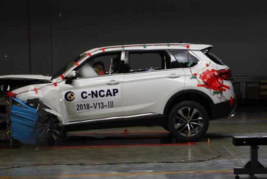 2018年C-NCAP第四批自主三车获五星评定