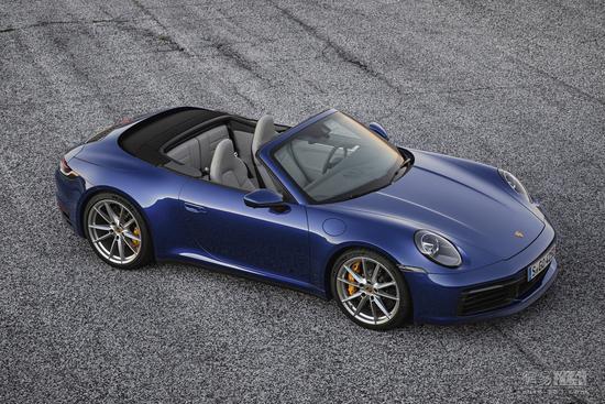 售165.8万起 全新保时捷911敞篷版国内预售
