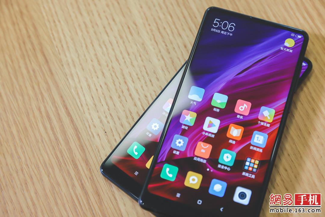 Xiaomi unveils MIX 2 prior to iPhone 8