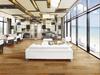 安信橡木实木复合地板