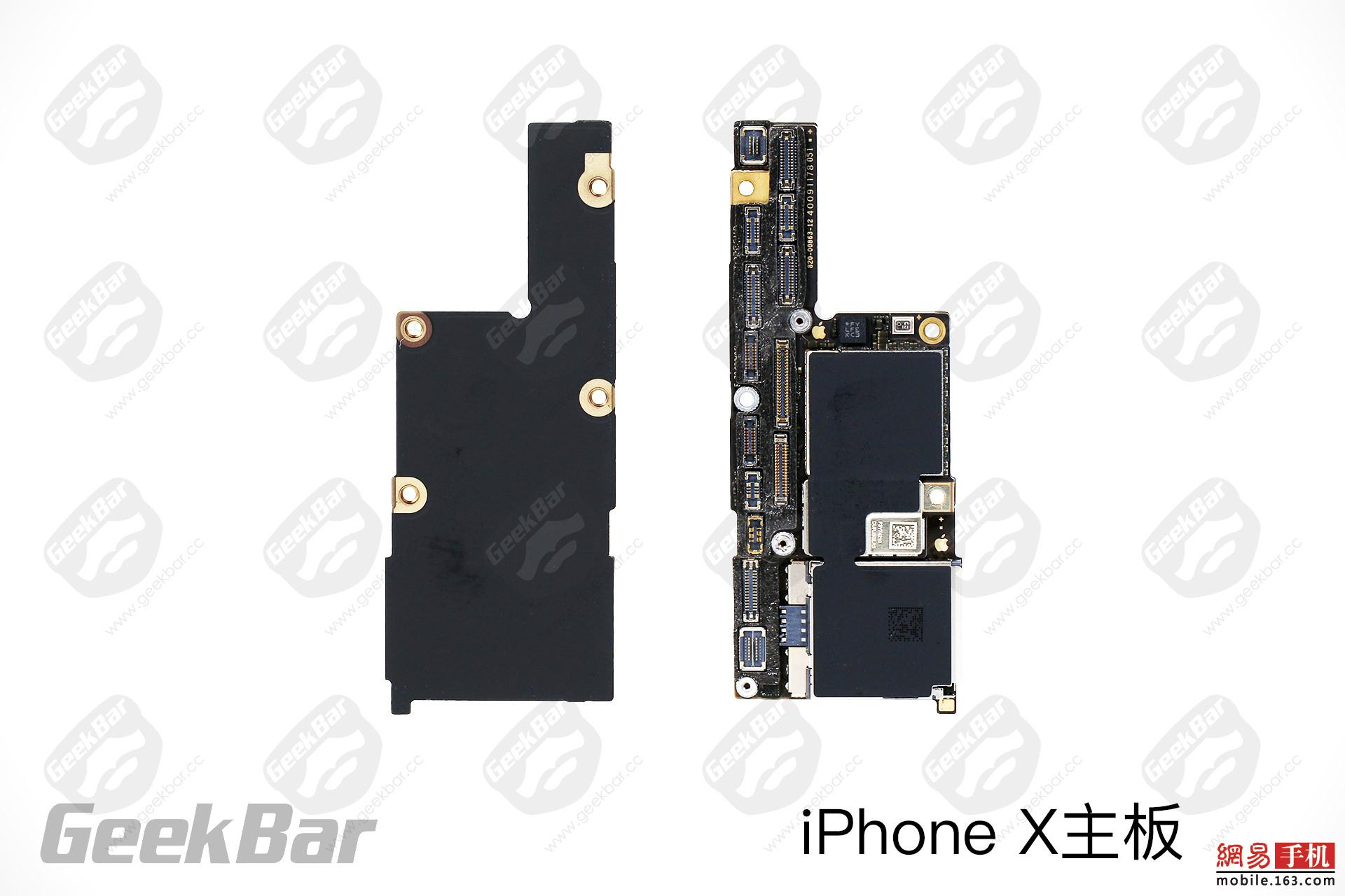 iPhone X拆解报告