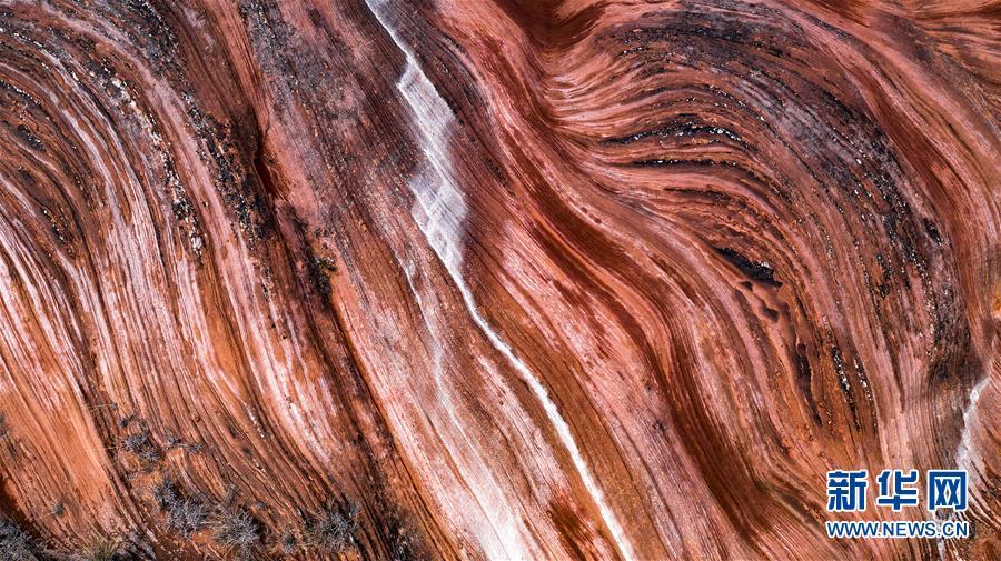 王家湾     流淌的岩石 - 长天秋水2 - 长天秋水 的博客