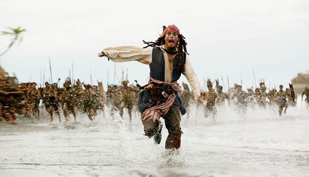 别被杰克船长骗了:这才是真实的海盗生活