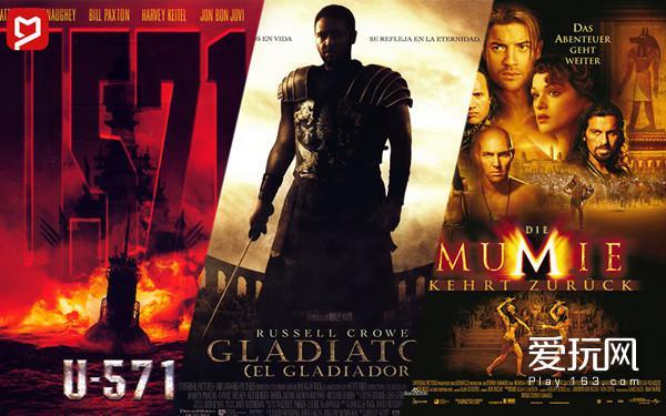 十几年前在电影院看过的大作,你还记得几部?