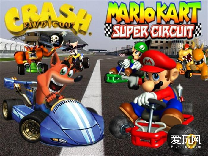 crash_vs__mario_racing_by_coyotecreations