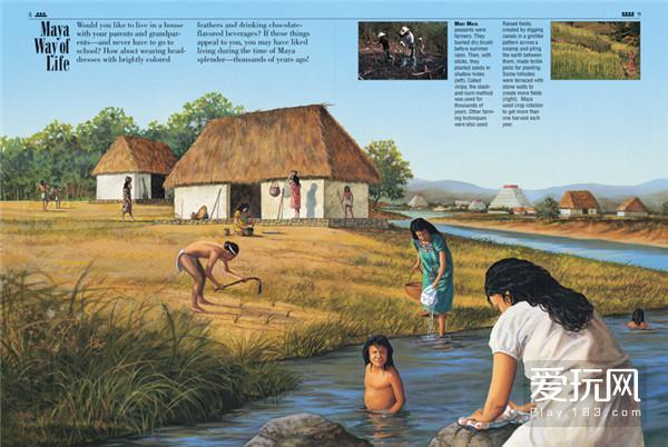 5.刀耕火种的玛雅人对气候灾害抵抗力极差