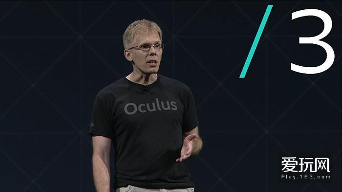 9.大神卡马克最近在VR场上Oculus担任首席技术官
