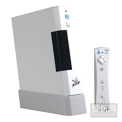 8.这就是传说中的山寨Wii,威力棒