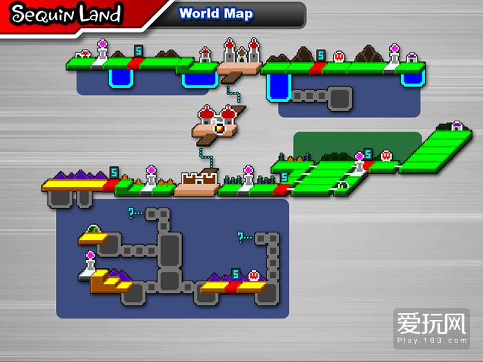 图10 - 世界地图