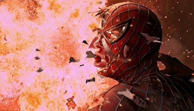死侍被冤枉了?蜘蛛侠才是最好色的超级英雄