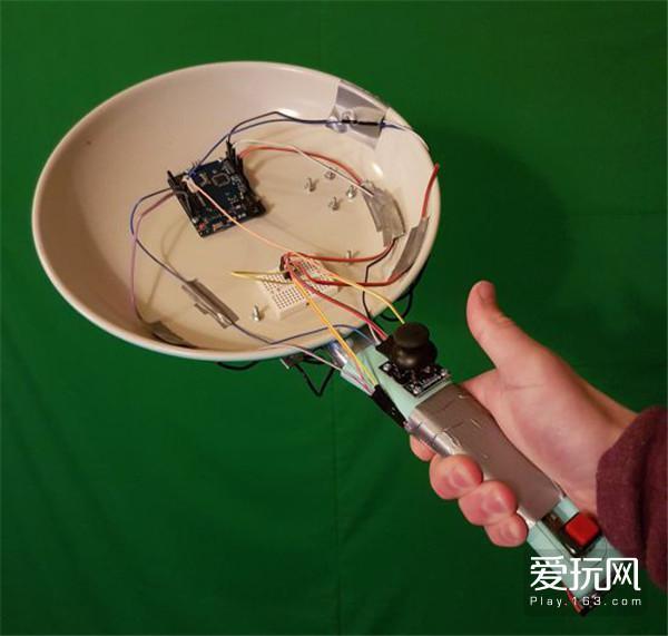 2人体工程外骨骼机械战术二型平底锅
