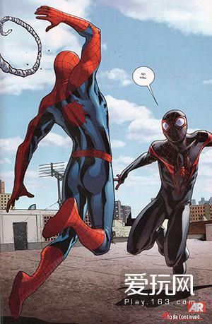 惊了!蜘蛛侠居然还有这么多小马甲