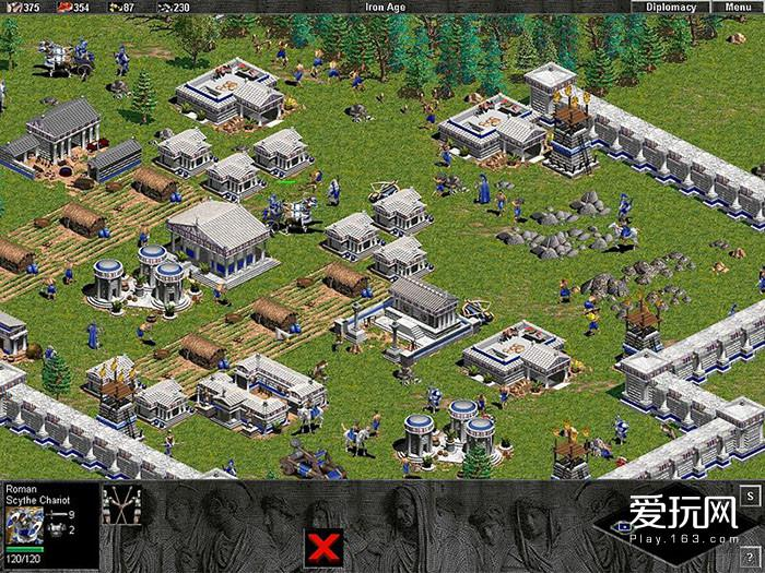 age of empires (2)