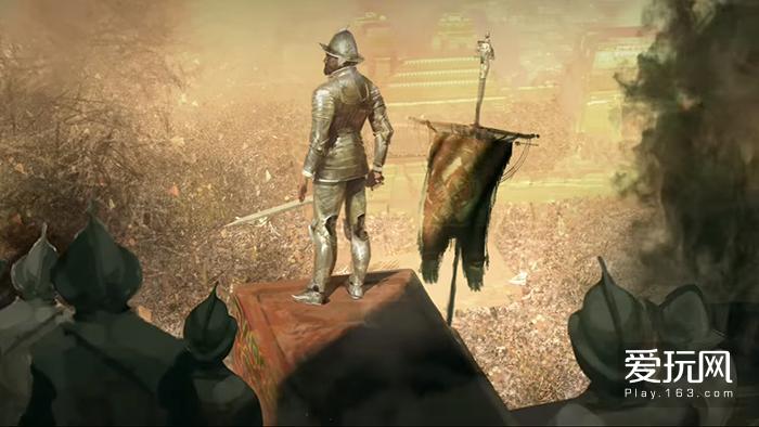 《帝国时代4》归来:妈妈我的历史课有救了