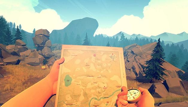 为了拯救路痴,你知道游戏设计师有多努力吗?