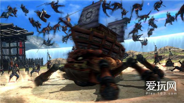 被低估的全能动作高手——《战国BASARA4皇》