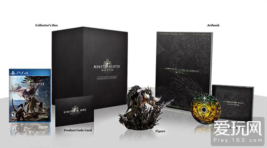 想玩中文《怪物猎人 世界》?只有PS4亚版才有!