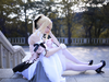 Saber Lily by Zrin
