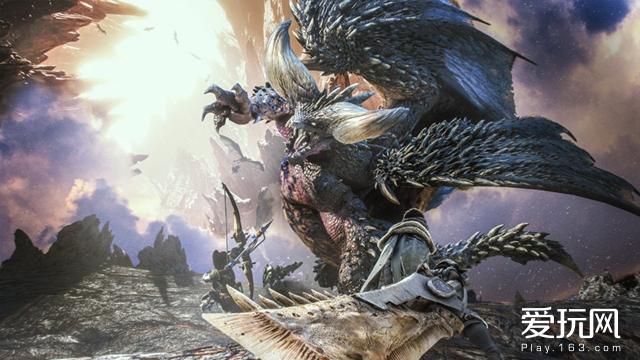 《怪物猎人:世界》被视为2018年开年大作