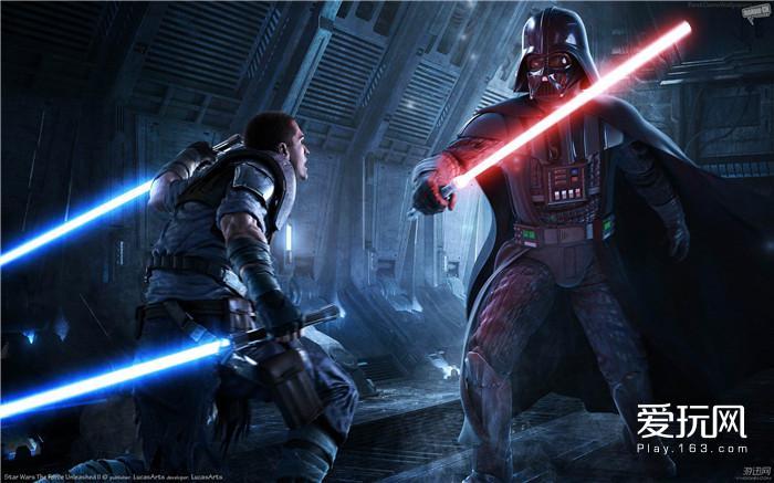 图十一,星战里光剑的剑体,其实是一种等离子光束