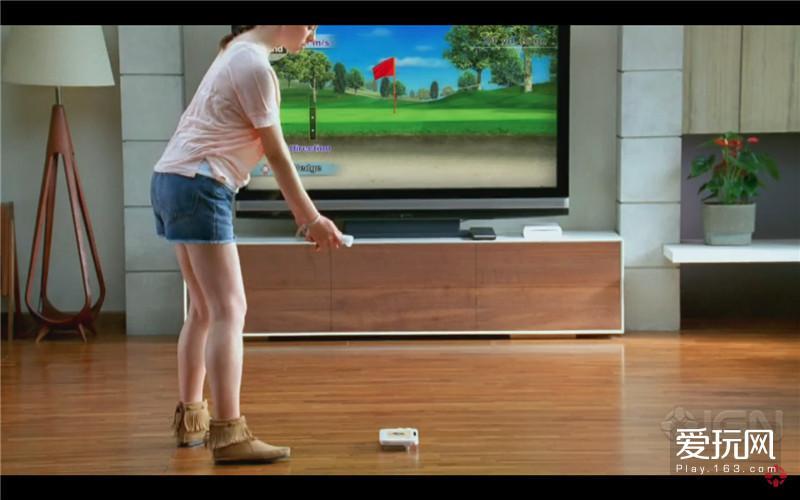 图7:高尔夫