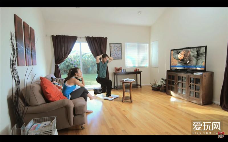 图9:Wii Fit U