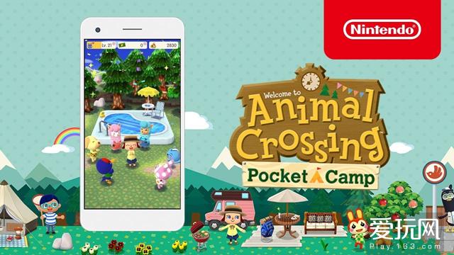 《动物森友会》成为任天堂最新推出的手游