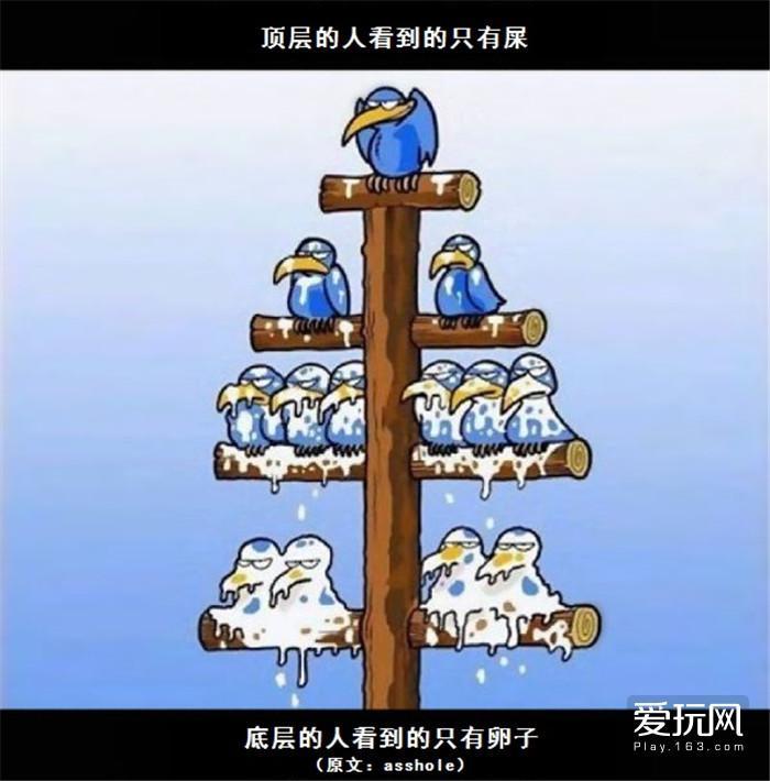 6.这张图放到这里再合适不过了,员工都会对雇主有各种不满