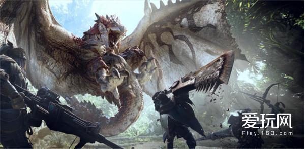 从火龙到灭尽龙,从封面怪看怪物猎人发展史1231