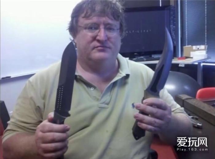 8.想收购Valve?先问问我手中钢刀