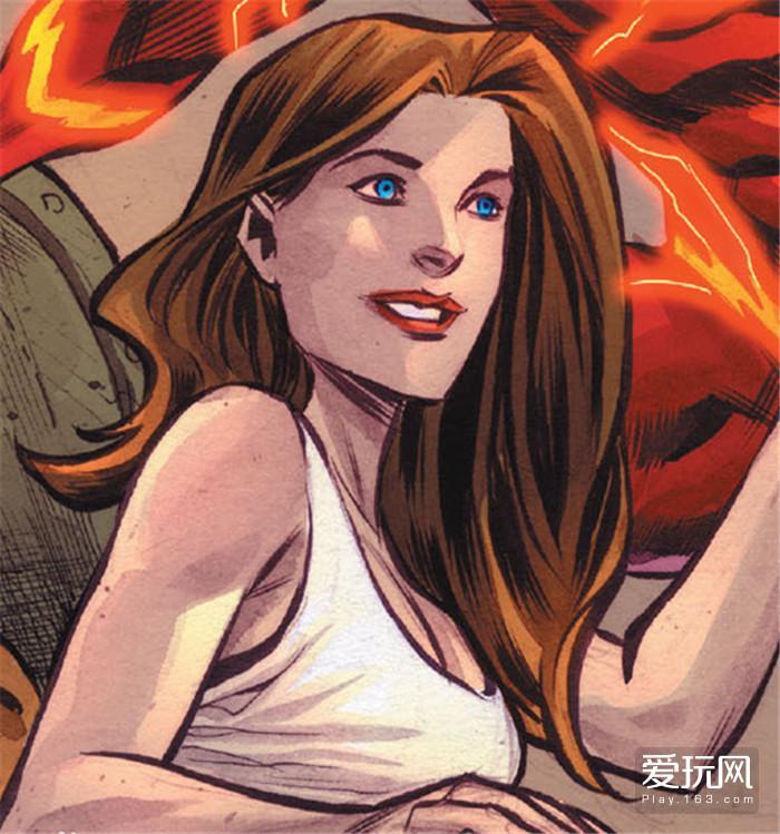 03:《闪电侠》漫画中的艾瑞斯