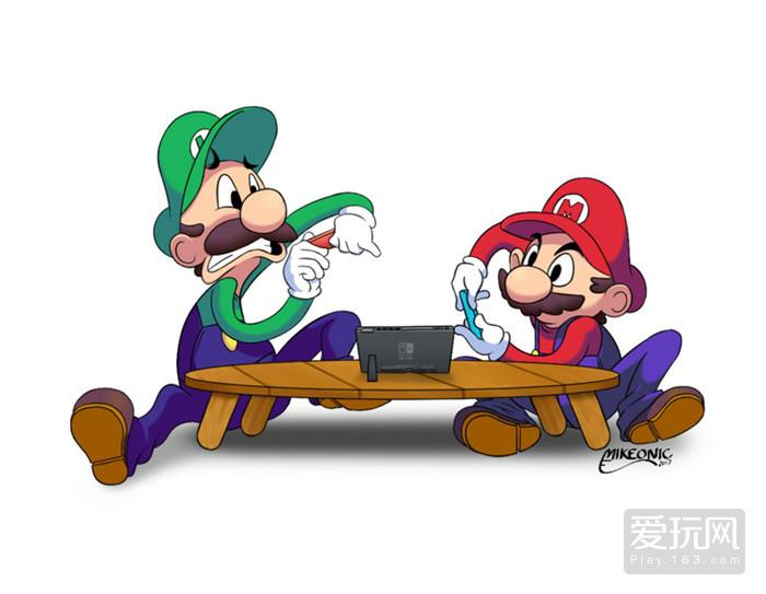 这一天,改变游戏界的两个老爷子碰头了
