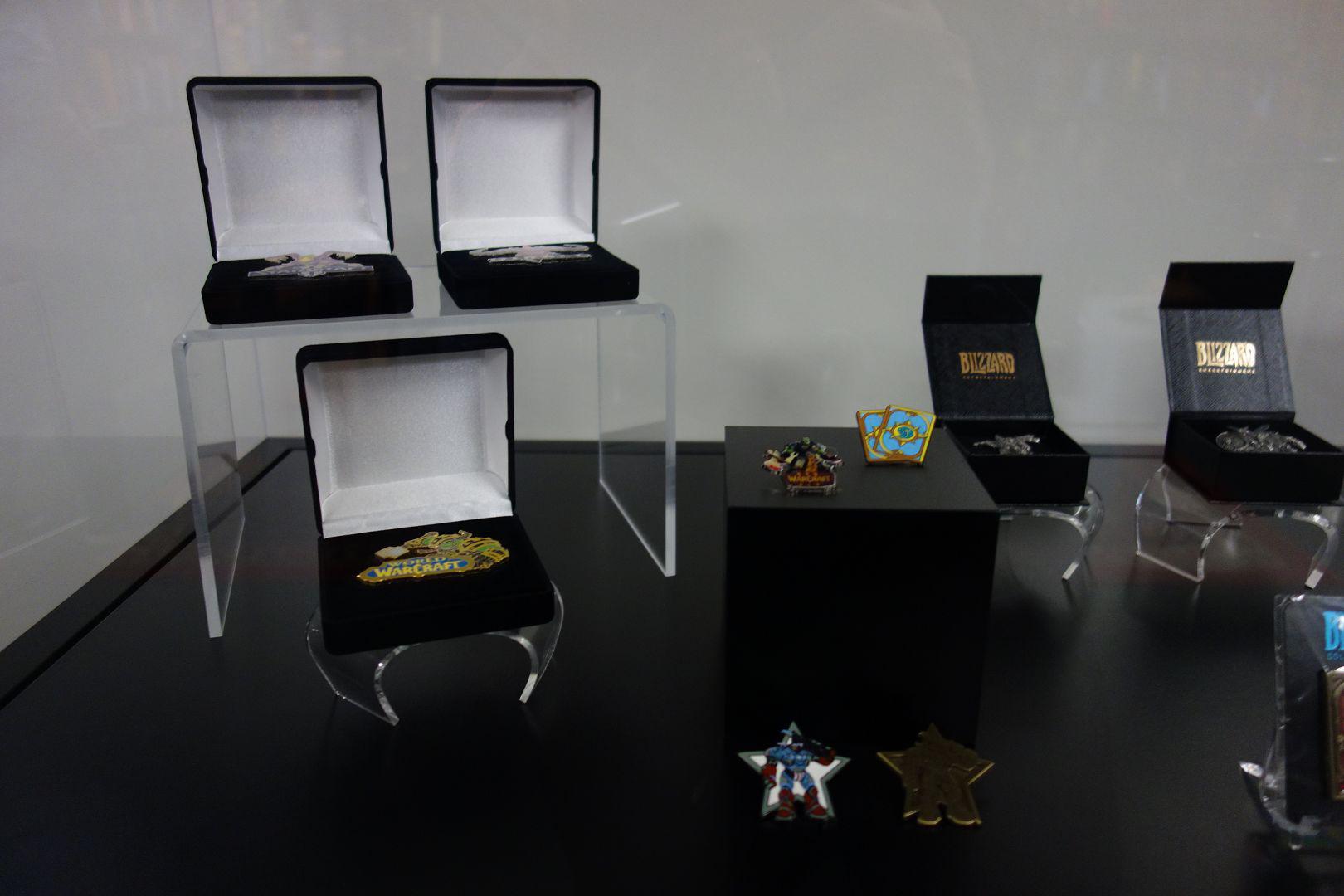 一些游戏主题勋章