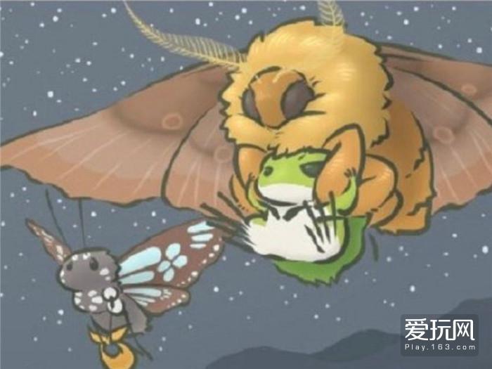 马云的《旅行青蛙》,一粒揉进企鹅眼里的沙子