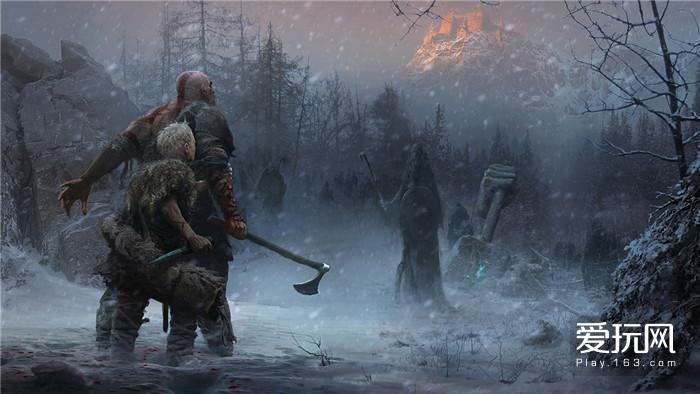 专业弑神30年:奎托斯与北欧神话那些事儿