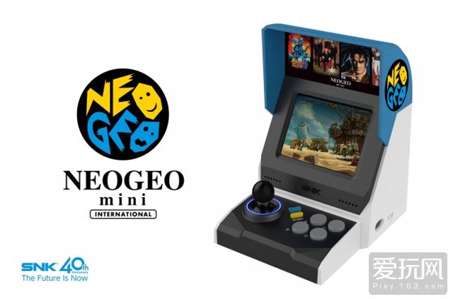 国际版NEOGEO mini