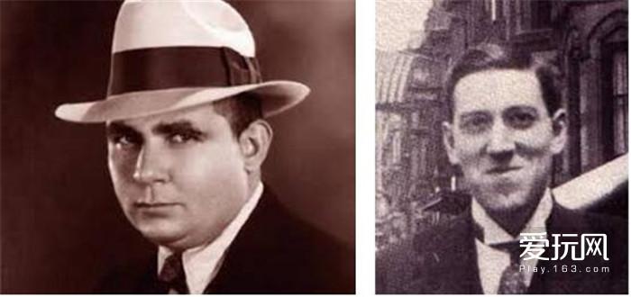 令人遗憾的是,两人在世时并未有同框的照片留存下来